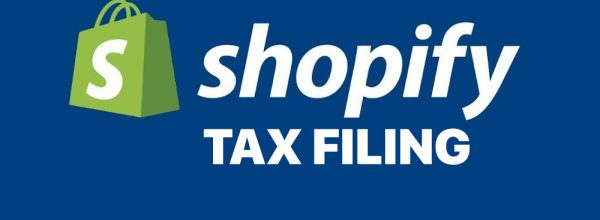 Shopify Tax Filing