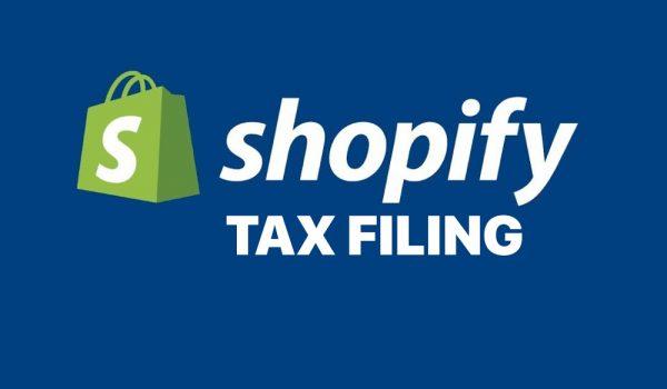 Shopify Tax Filing